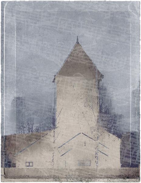 Ål kirke (church). <br /> Simplifying edit and textures.