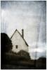 Steinhuset på Granavollen (med overlegg ufokusert) - variant.<br /> <br /> ('The old house' - deliberately unfocused. Version 2)