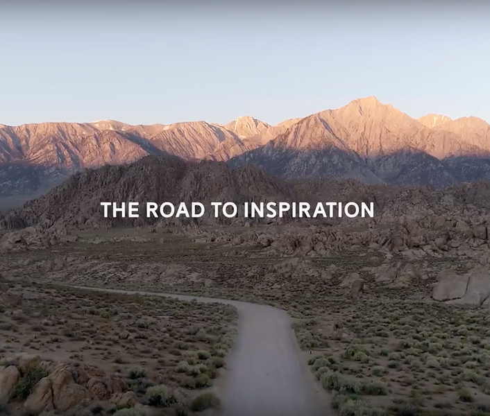 "Short film ""The road to inspiration"" by Chris Burkard, USA"