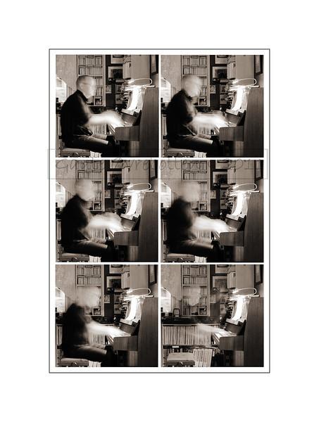 Øving eller/or Frédéric Chopin Piano Sonata No. 2 in B-flat minor (Op. 35) 2. movement Marche funèbre: Lento