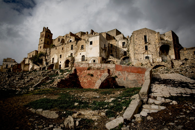Lonesome amongst the Rubble, Craco