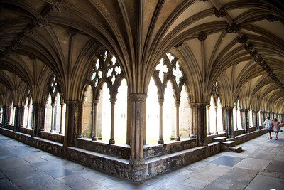 Cloister, Norwich Cathedral