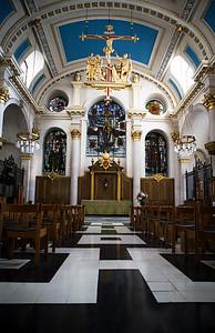 St Mary Le Bow Church, London