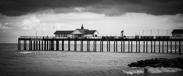 Southwold Pier, Suffolk