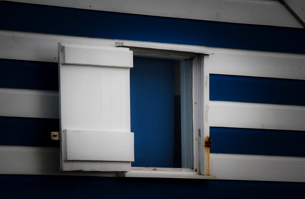 Blue Window, Southwold