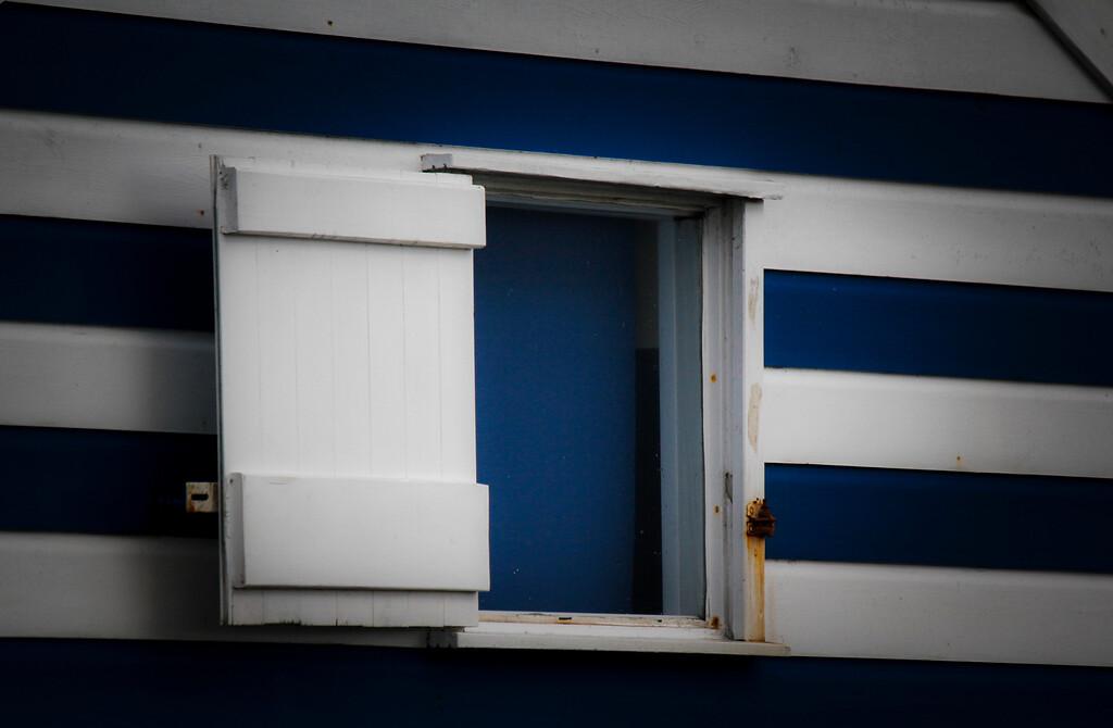 Blue Window, Southwold