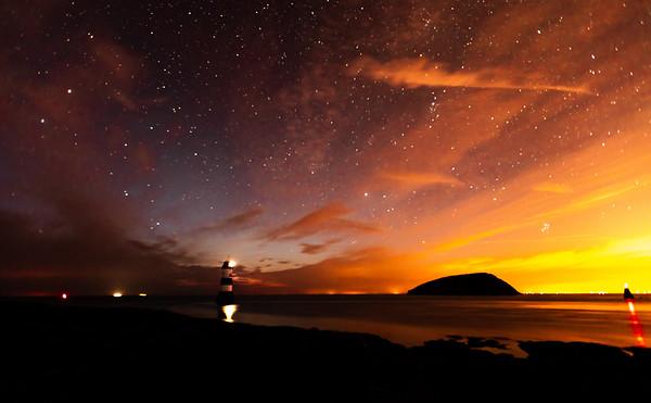 Trywyn Du Lighthouse