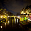 Amsterdam Canal Light