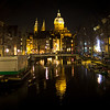 St Nicholas Church On The Canal, Amsterdam