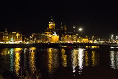 Silent Night In Amsterdam
