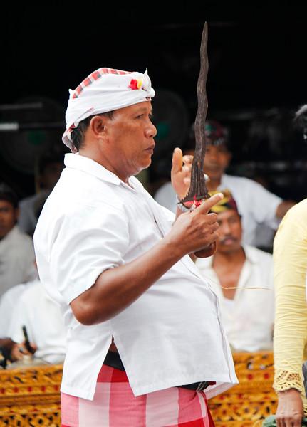 Keris Men, Bali