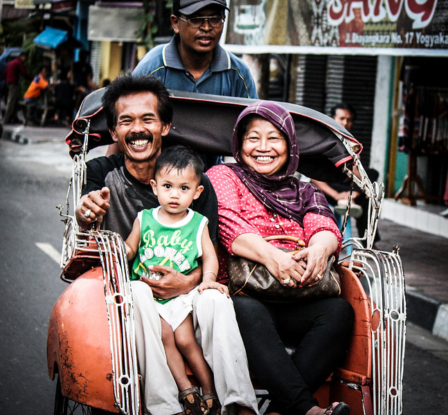 Happy Family Day, Yogyakarta