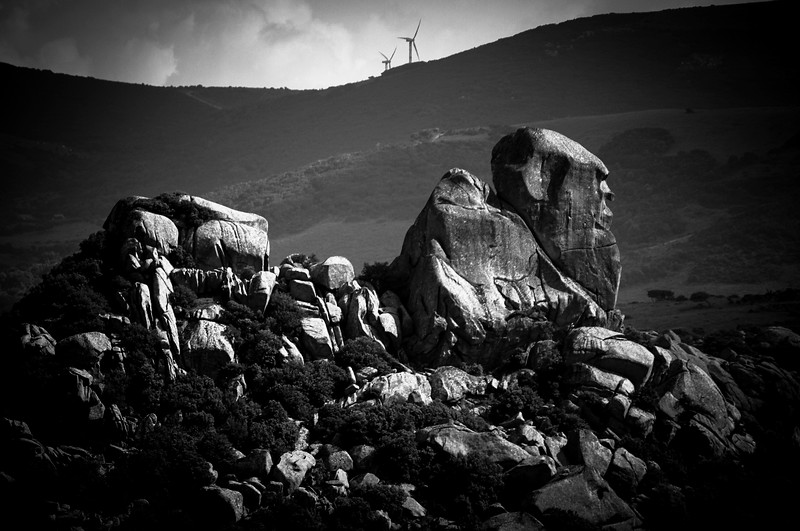 The Sphinx, Sardinia