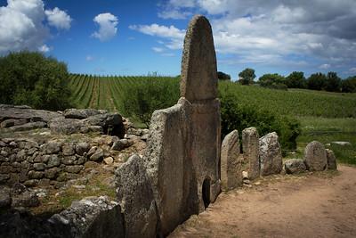 Tombs Giganti Lolghi, Sardinia