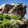 Leap Rock, Sardinia