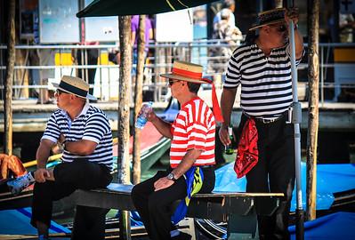 Stripes, Venice