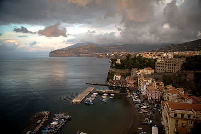 Sundown, Sorrento