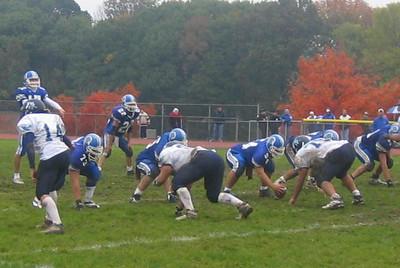 2005 Caldwell Football
