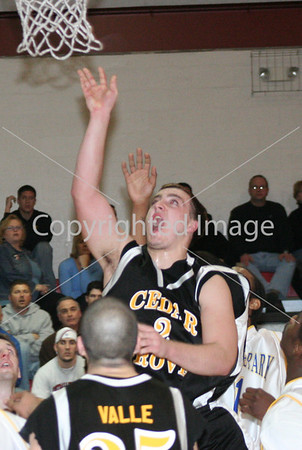 2008 Cedar Grove Basketball