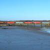 66148 Manningtree 5.1.2017 12.37hrs. 6M57 12.07 Ipswich Griffin Wharf-Watford London Cement.  Sea dredged sand.