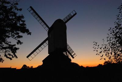 Mountnessing Post Mill, Thursday 29th September