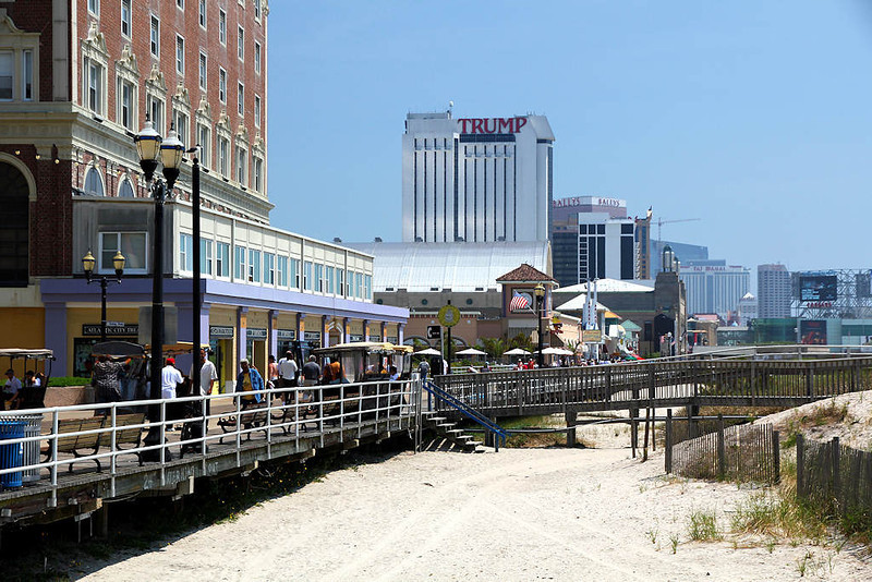 Litoral de Atlantic City