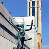 Escultura em Atlantic City