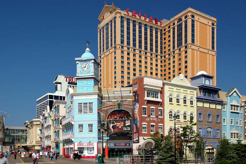 Cassinos em Atlantic City