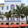 Detalhes Arquitetônicos de Miami Beach