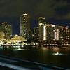 Vista Noturna de Miami