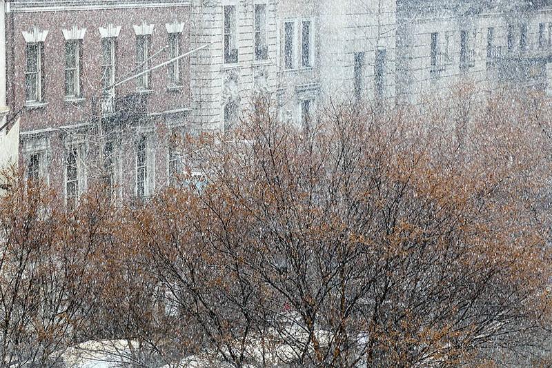 Nevasca em Nova York