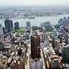 Vista Aérea de Manhattan