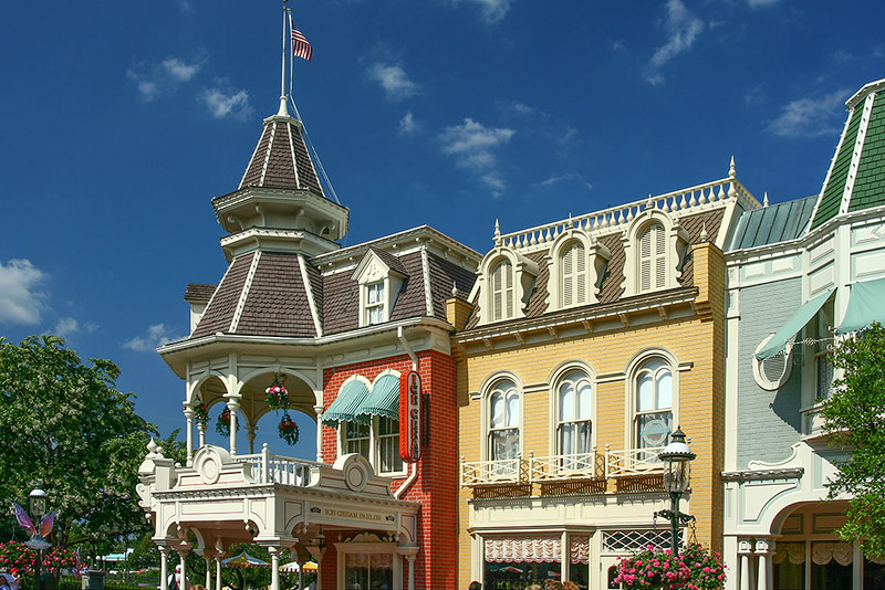Parque Magic Kingdom