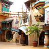 Atração no Universal Studios