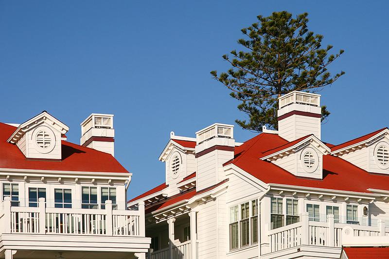 Detalhes Arquitetônicos em Coronado