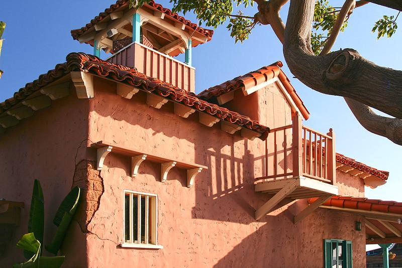 Casa em Estilo Mexicano