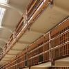 Interior do Presídio de Alcatraz