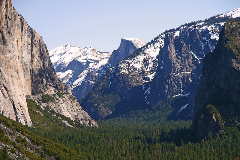 Vale do Yosemite