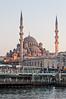 La Mezquita Nueva (Yeni Camil)