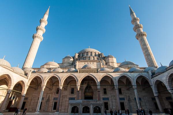 Mezquita de Süleymaniye