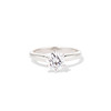1.01ct Round Brilliant Diamond Solitaire, GIA F VS2   0