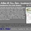 1.20ct Pear Shape Rose Cut Diamond Bezel Ring 6