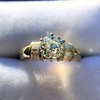 1.26ctw Old European Cut and Baguette Ring 8