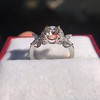 1.47ctw August Vintage Diamond Fancy Ring 19