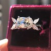 1.47ctw August Vintage Diamond Fancy Ring 11