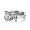 1.47ctw August Vintage Diamond Fancy Ring 1
