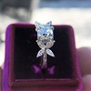 1.47ctw August Vintage Diamond Fancy Ring 18