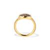 1.56ct Rustic Rose Cut Diamond Bezel Ring, by Single Stone 2