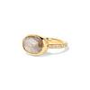 1.56ct Rustic Rose Cut Diamond Bezel Ring, by Single Stone 1