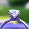 1.60ct Cushion Cut Solitaire, A Blue Nile Signature Cut GIA I SI1 12